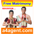 Marriage websites in india - Best Indian matrimony a4agent com
