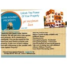 LOAN AGAINST PROPERTY Get your Loan Against Property Apply Now by Giving Call - Varanasi