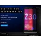 Brand new Blackberry Z30