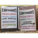 ENGLISH TUTOR D BHATTACHARJEE-TEACHES LITERATURE and LANGUAGE VII-XII AT STUDENTS- OWN RE