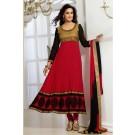 Buy Online Maroon Color Party Wear Salwar Suit