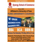 BCA-BBA-BBM-IB at Synergy Institute Of Management