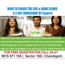 Special Bank Po Batch with extra class and mock test Chandigarh Mohali