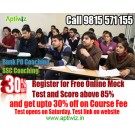 Special Bank PO Coaching Batch Starting 25th July