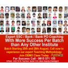 Join SSC and bank Po Coaching Free 3 Day Demo Class