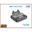MSP-240-STAR Tvs printer