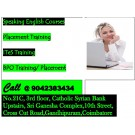 Improve English fluency- Spoken English classes in Coimbatore