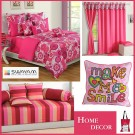 Diwali Special Get Flat 25 Percent OFF on All Swayam Home Furnishing Products-USE DIW25