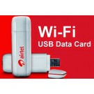 New Airtel 3G Data card wi fi RS 1900 8GB of 3G data for Rs 850 month
