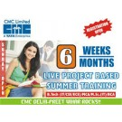 6 Months Live Project Industrial Training for MCA/B.tech in CMC-TCS Delhi
