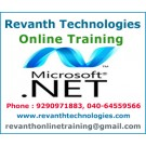 .Net Online Training in India