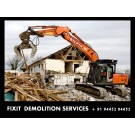 FIXIT BUILDING DEMOLISHERS FIXIT Building Demolition Contractors