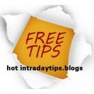 Hot intraday free advisory