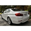 BMW 5-Series-White color