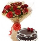 online cake and flowers in india