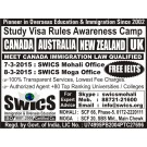 Study Visa Rules Awareness Camp