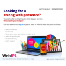 Looking for a strong web presence for your business online