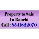 A 1500 SqrFt Plot is available in Ratu Ranchi