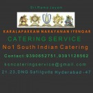 KSN IYENGAR CATERING SERVICE EVENT MANAGEMENT