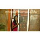welltech mosquitos roll away screen doors