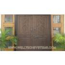 Welltech Mosquito pleated doors