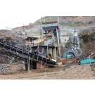 River stone, gold ore, iron ore stone crushing plant