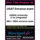 5 years integrated MBA UGAT coaching class NAVIGATOR