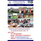 ADMISSIONS INTO St. PETERS UNIVERSITY-2015