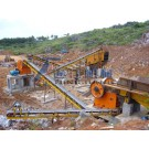 mining production line certified by CE ISO9001 2008