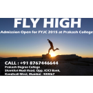 Admission Open for 11th Commerce Science Kandivali Mumbai