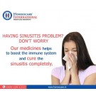 Homeopathic Approach can Easily Diagnoses the Sinusitis disorders
