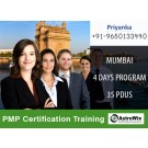 Get ready for the PMP Certification Training in Mumbai Workshop