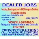 Dealer Jobs Openings in Hyderabad