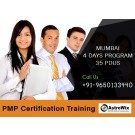 Don't miss out on the PMP Training in Mumbai