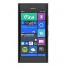 Nokia Lumia 735 Black (Silver-66995)