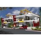 3 BHK Duplex Luxury Homes at Bolarum Hyderabad