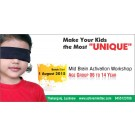 Workshop for Childrens &  MidBrain Activation in Lucknow India