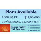 Exclusive 1000 sqft Residential Plot For Sale In Ujjain
