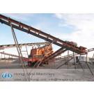 Mobile Loading Belt Conveyor for truck