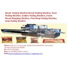 Rusk packing Machine On Edge Biscuit Wrapping Machine Ice Cream Bar packing Machine