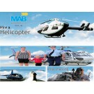 Hire Helicopter With us To Enjoy Services At Effective rates