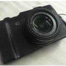 Fuji film X10 - 12 MP Digital Camera with PU Leather Case