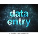 Offering data entry project for your business