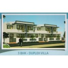 3BHK House in Pushpanjali Lotus City Vayu Vihar Agra