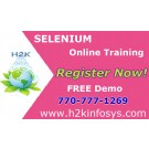 Selenium Webdriver Training Online Courses with Real Time Projects