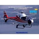 The Ultimate in convenience - Hire Helicopter At Effective Rates