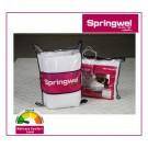 Buy Premium Cotton Fabric Mattress Protector Online - Springwel