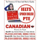 IELTS PTE Spoken English From Canadian
