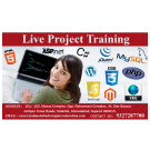 Free Live Project Training in PHP