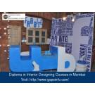 Diploma in Interior Designing Courses in India